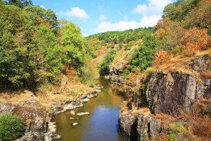 Landscape Limousin France